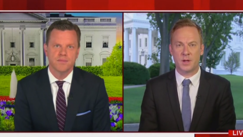 AP's Jonathan Lemire: Trump Has a 'Sense of Betrayal' About Gorsuch and Kavanaugh