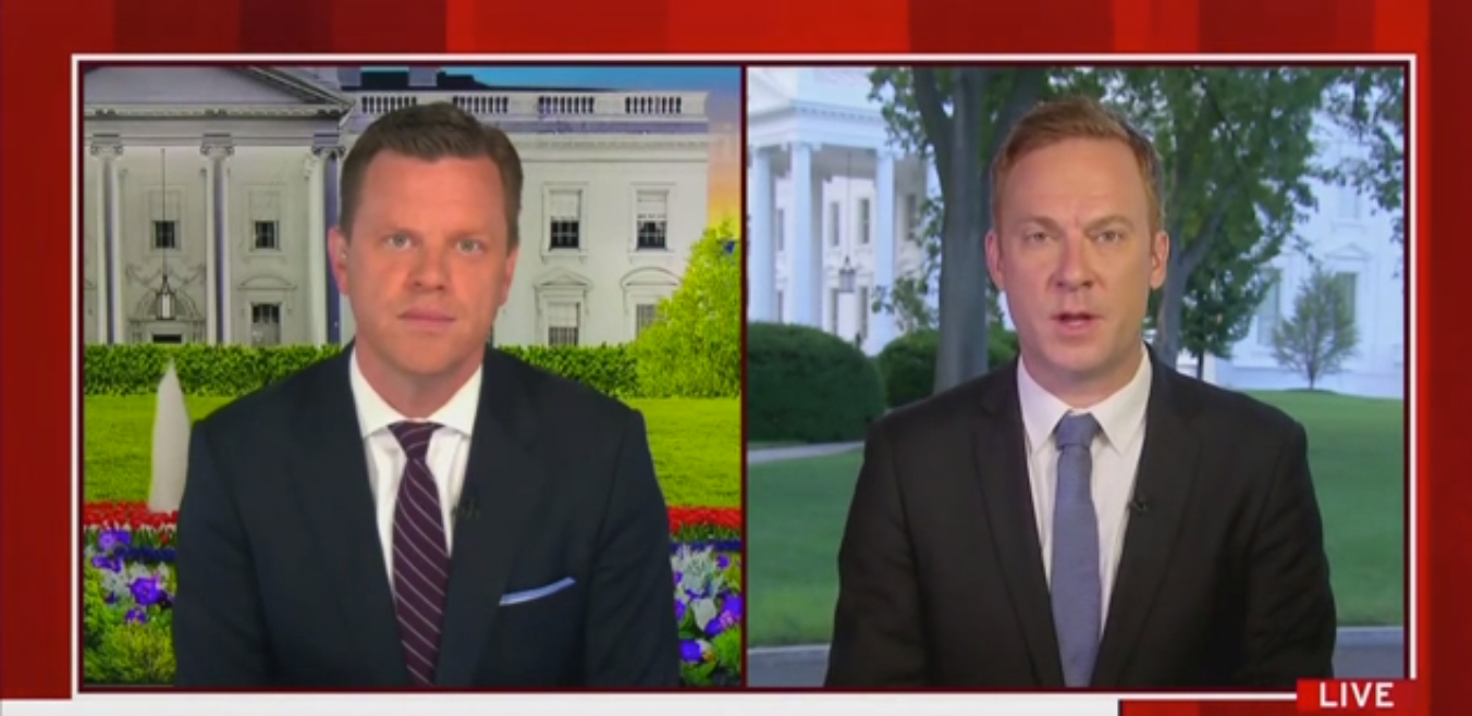 AP's Jonathan Lemire: Trump Has a 'Sense of Betrayal' About Gorsuch and Kavanaugh