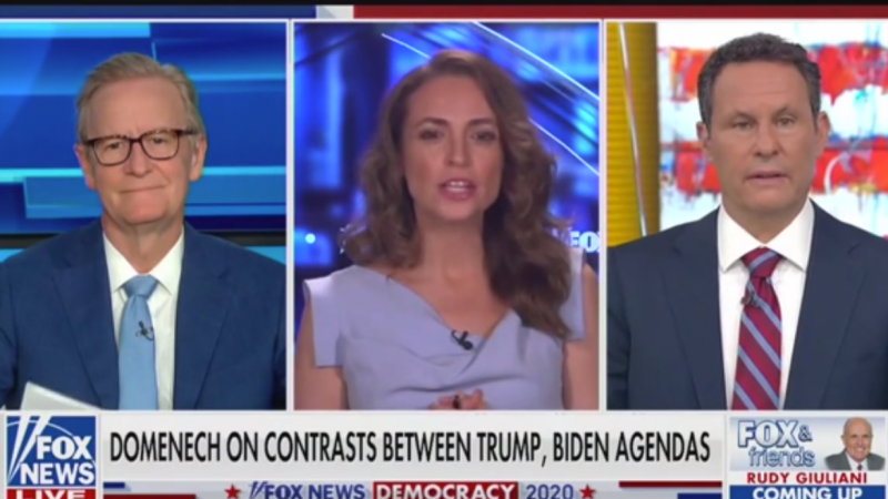 Fox's Jedediah Bila Says Trump Should Speak Off the Cuff: 'That Is His Strength'