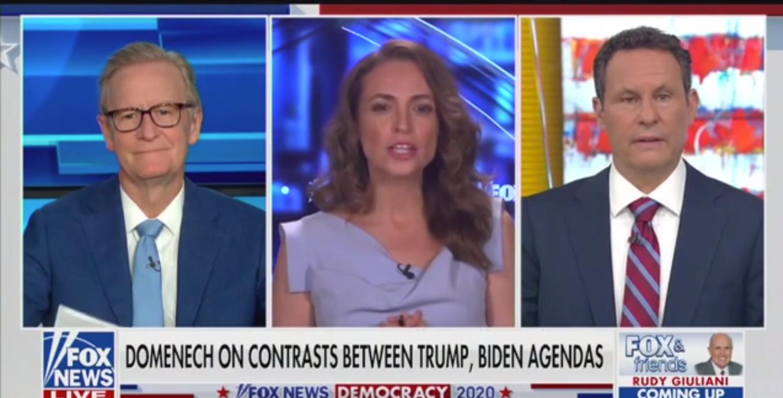 Fox's Jedediah Bila Says Trump Should Speak Off the Cuff: 'That Is His Strength'