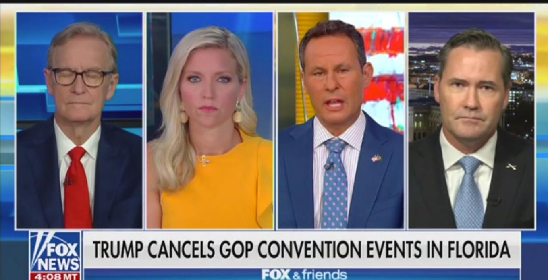 Fox's Brian Kilmeade: Trump's Mission Statement is 'Discipline'