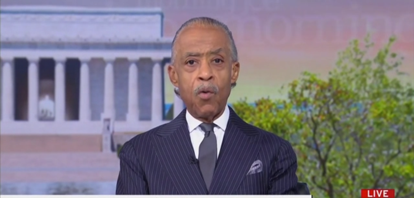 Al Sharpton: Trump Will Be the Republican Who Gets the Least Amount of Votes for President in History