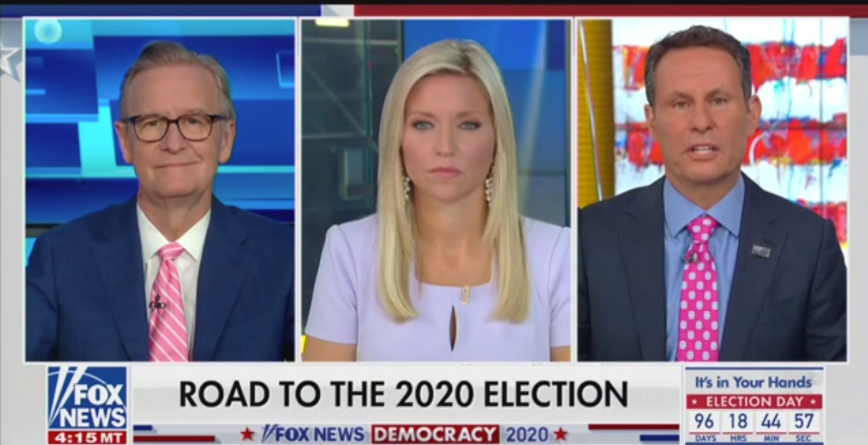 Fox's Brian Kilmeade: Joe Biden Should 'Stand Up to Those Liberal Mayors'