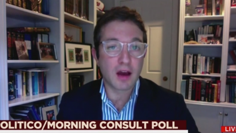 Politico's Jake Sherman: Biden's Choice of Running Mate Is 'Not Important at All'