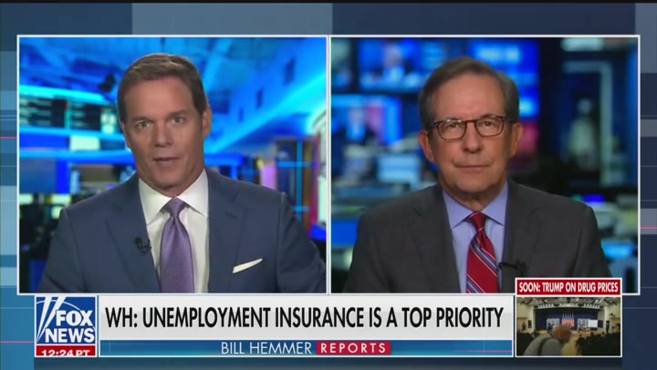 Chris Wallace: Republicans 'Have Had Over Two Months' to 'Get Their Act Together' on COVID Relief Packages
