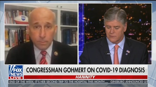 Louie Gohmert to Hannity: My Doctor and I Are 'All In' on Hydroxychloroquine!
