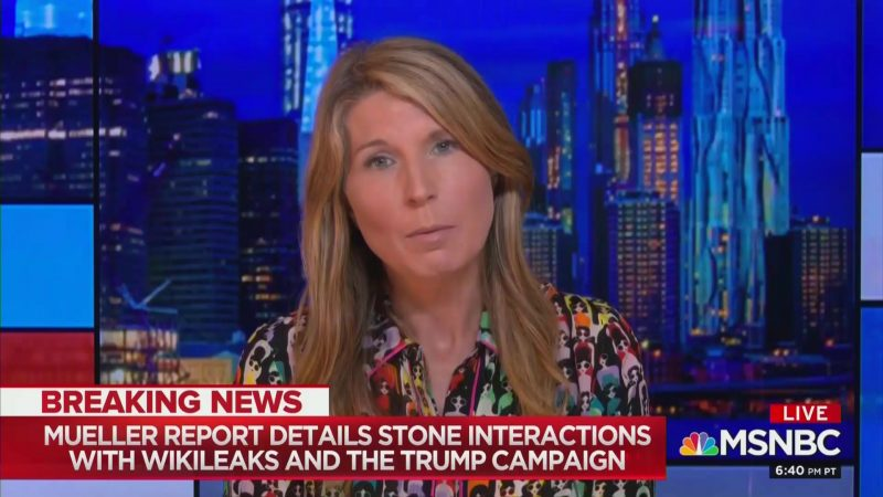 Nicole Wallace: Stone Commutation Like a Third World Country's 'Obliteration of the Rule of Law'
