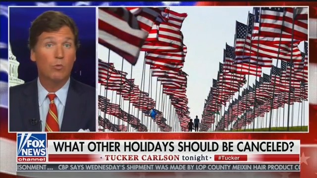 Tucker Carlson: Black Lives Matter Is a 'Pandemic,' 'Minneapolis Is Our Wuhan'