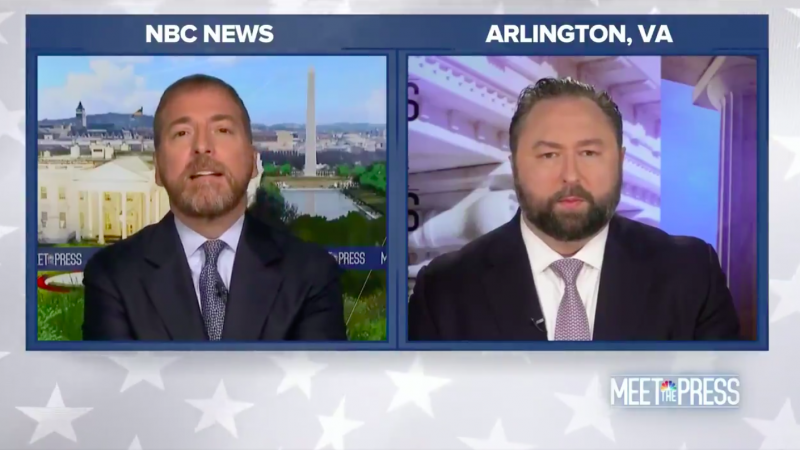 Jason Miller: Trump Campaign Officials Were Convicted for Things that Had 'Nothing to Do with' Trump