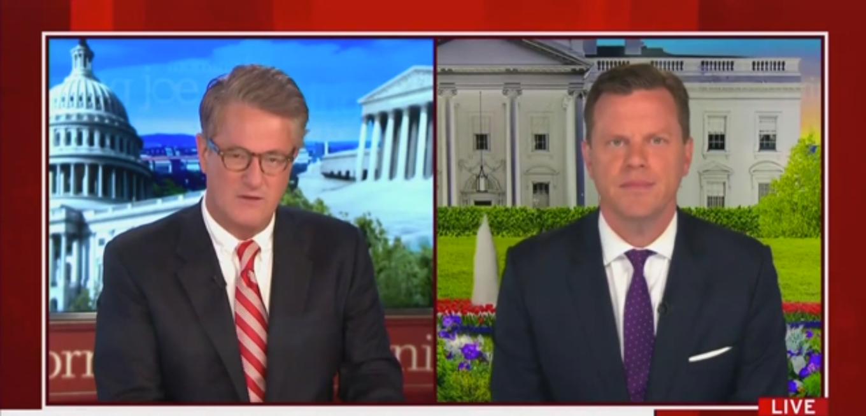MSNBC's Willie Geist: Public Isn't Buying Trump Campaign's Idea that Biden Is a 'Radical Leftist'
