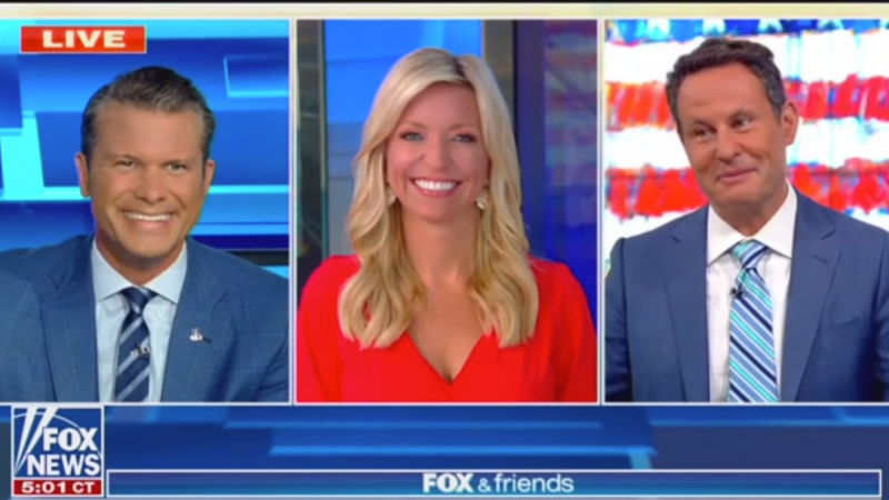Fox's Brian Kilmeade: 'Every Day I Have to Prove I'm Cognitively Ready for Three Hours'