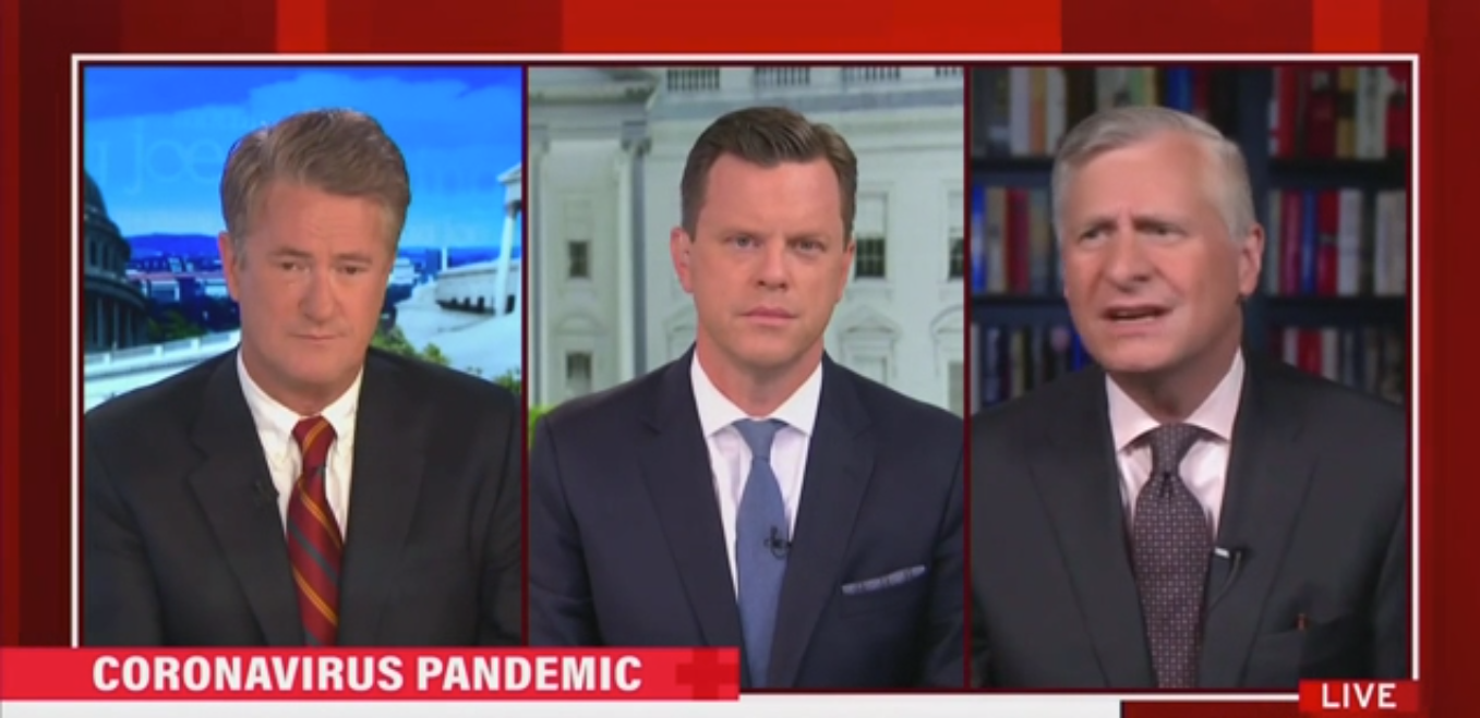 'Morning Joe': If There's a Blue Wave, Republicans Will Be Saying 'Donald Who?'