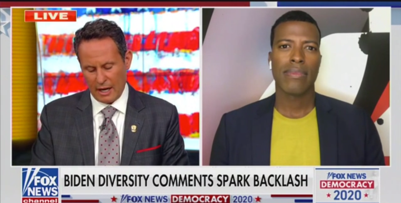 Fox News Guest: African Americans Are 'Tired of Being Traded for Illegal Immigrants'