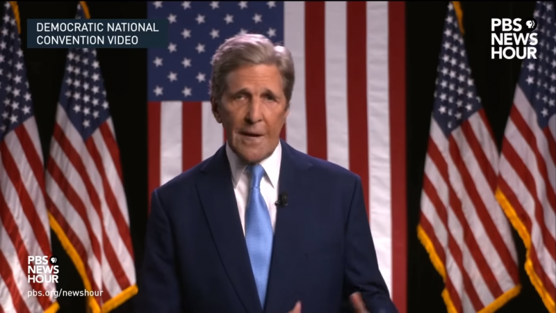 John Kerry Slams Trump: He 'Doesn't Know How to Defend the Troops'