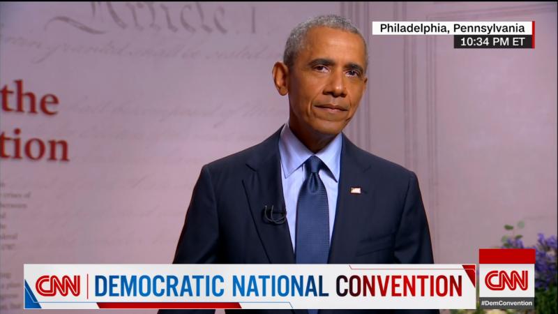 Obama Denounces Trump: 'Do Not Let Them Take Away Our Democracy'