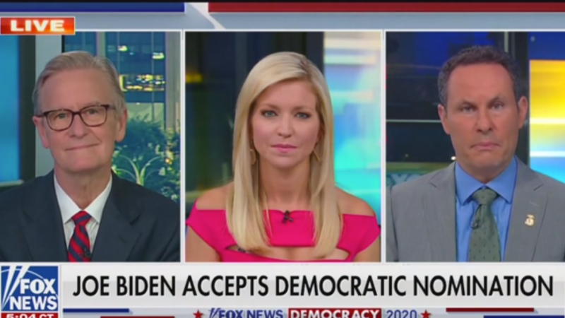 Fox's Brian Kilmeade Warns Biden Could Win the Debates Because 'The Bar Is So Low'