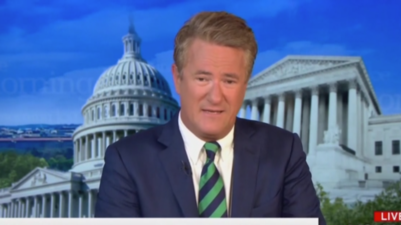 Joe Scarborough Compares Biden's Speech to Reagan: 'The Dream of a Better Day Ahead'