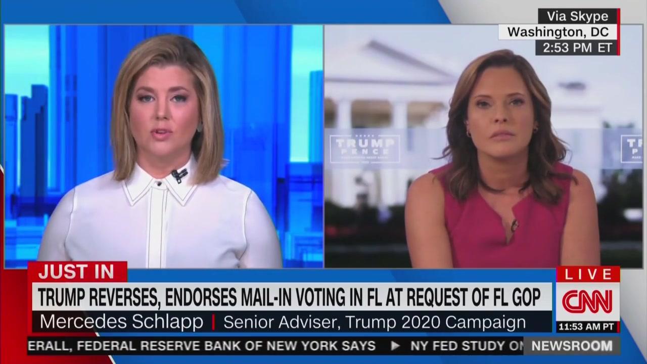 CNN Anchor Brianna Keilar Shuts Down Trump Campaign Adviser: 'You're Saying a Bunch of Crap!'
