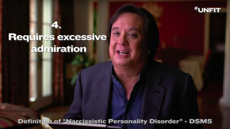 WATCH: George Conway Shares Thoughts on Trump's 'Mental Disorder'