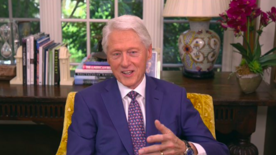 Bill Clinton: Democrats 'Probably' Should Have Talked More About Possible Supreme Court Vacancy