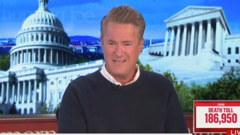 Joe Scarborough: I Don't Understand Why Bill Barr is 'Degrading' Himself for Trump
