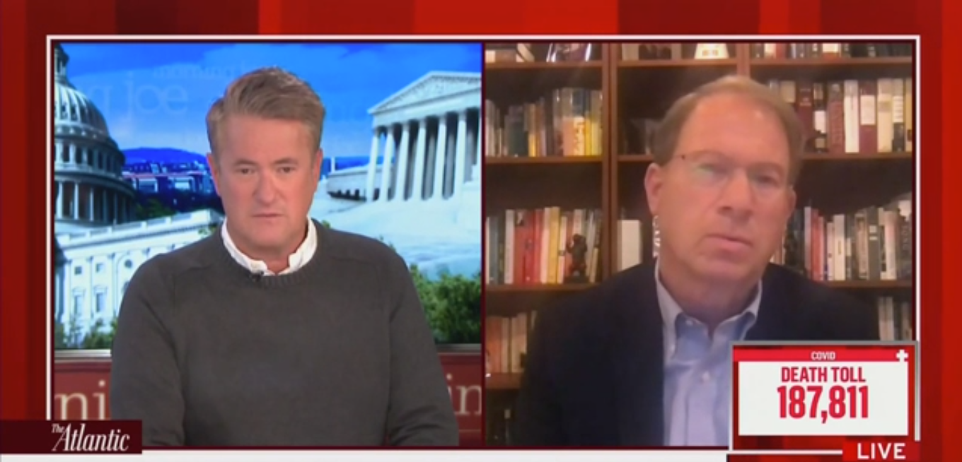 Joe Scarborough: Trump 'Can't Understand Why Anybody Would Sacrifice for Their Country'