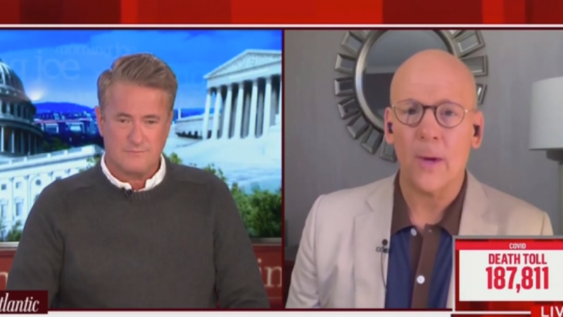 MSNBC'S John Heilemann: 'Great Danger for Trump' of Former Generals Speaking Out Against Him