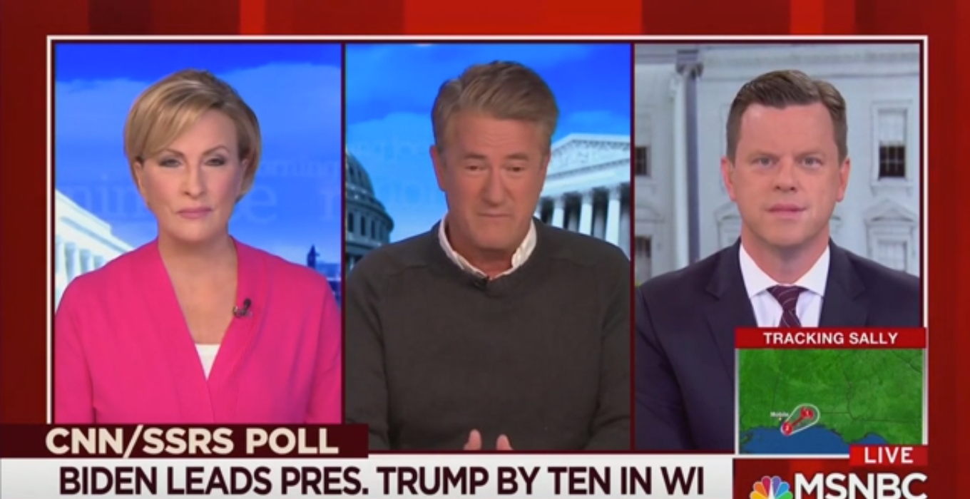 Joe Scarborough Compares Trump's Bible Photo Op to 'Michael Dukakis in the Tank'