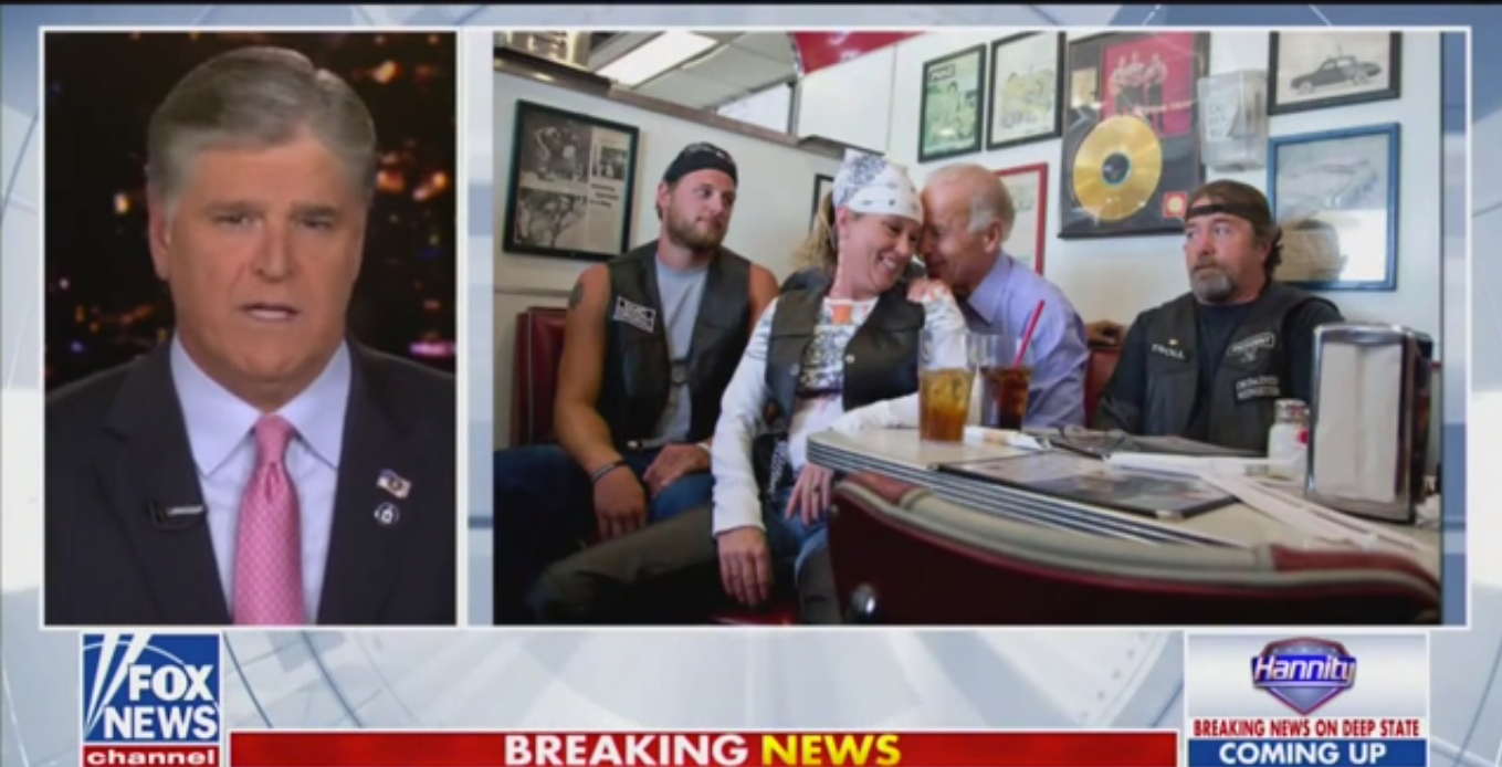 Hannity Tries to Mock Biden's 'Despacito' Moment, Owns Self Instead