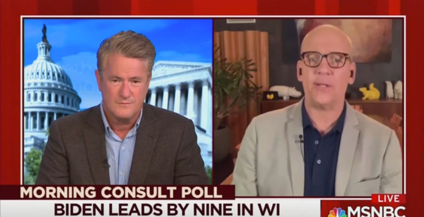 Joe Scarborough: Law and Order Isn't a 'Magical Card to Play' for Donald Trump
