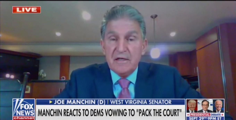 Democratic Senator Joe Manchin Tells Fox News Abolishing the Filibuster Won't Help Anyone