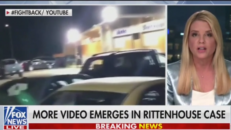 Fox News Calls Kenosha Shooter 'Little Boy' Protecting 'His State'