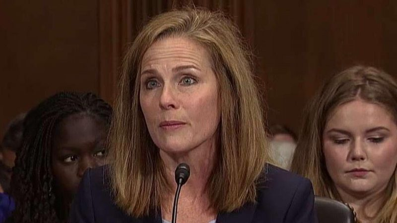 Trump Is Expected to Nominate Amy Coney Barrett to the Supreme Court Today
