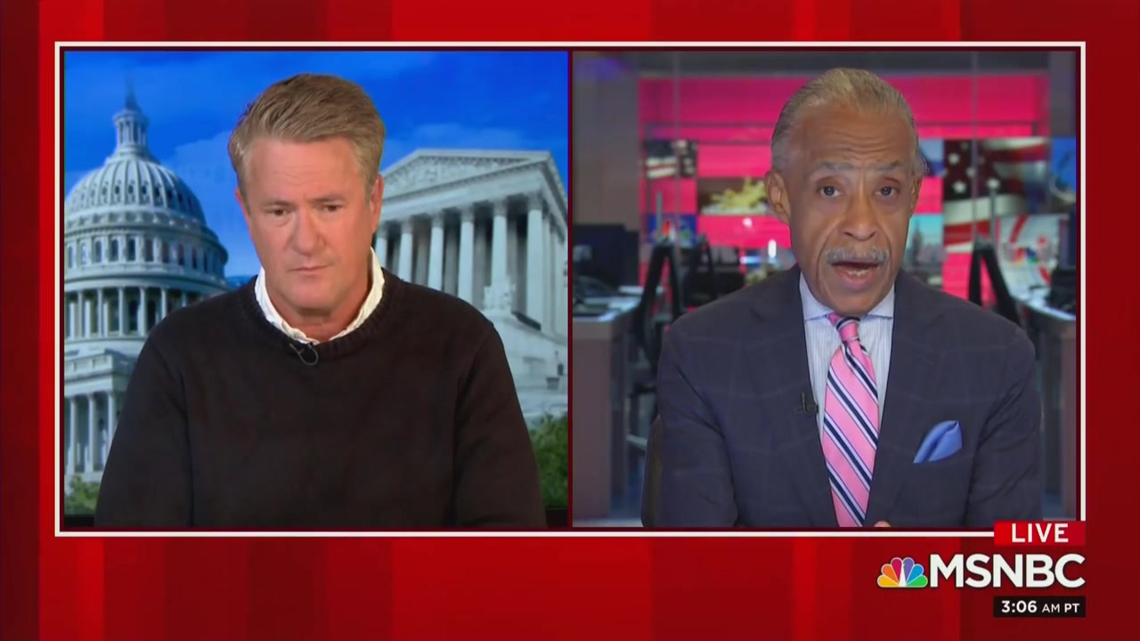 Al Sharpton: Defunding the Police Is Something Pushed by 'Latte Liberals' in The Hamptons
