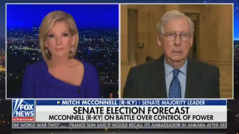 Mitch McConnell Says Amy Coney Barrett Is 'Political Asset'