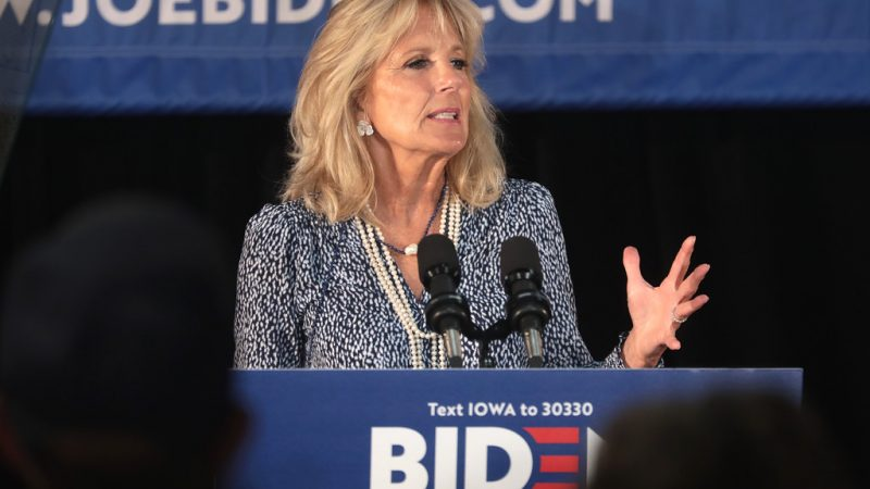 Jill Biden Suggests Texas Is in Play for Democrats in November