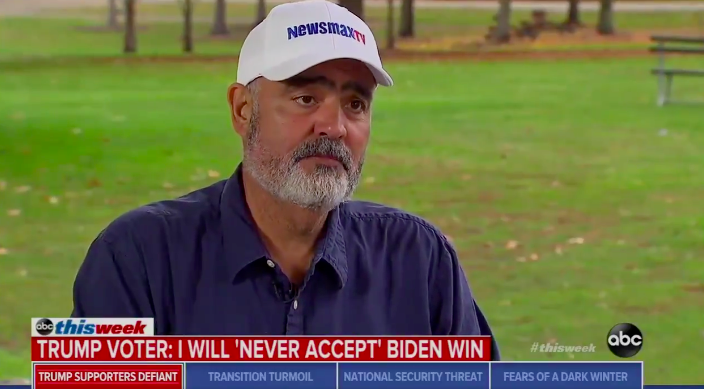 OPINION: ABC News Pointlessly Interviews Trump-Supporting Election Deniers, Coronavirus Skeptics Despite Biden Win, Nationwide Case Surge