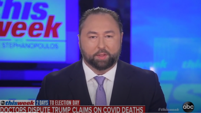 Jason Miller Repeats Bogus Assertion that Doctors Profit from Coronavirus