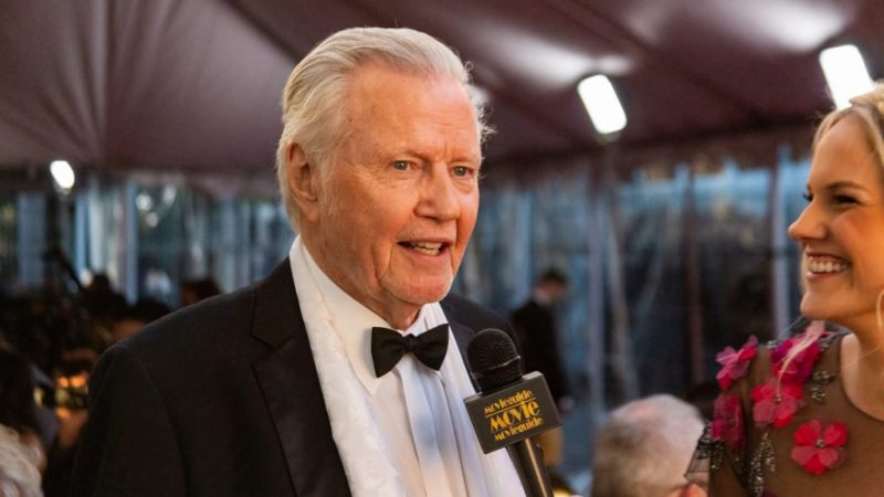 Actor Jon Voight: Combating 'Lie' That Biden Won Is 'Greatest Fight since the Civil War'
