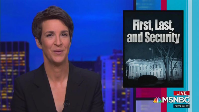 Maddow: Trump's Post-Election Money Grab A 'Better Deal' For Him Than Winning And Governing