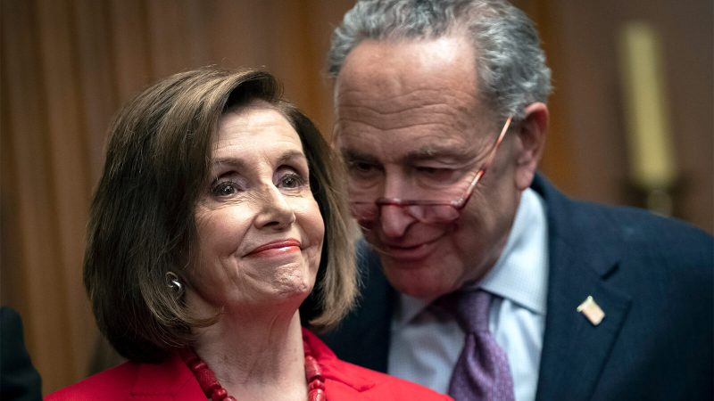 Democrats On Track to Take Senate as Warnock and Ossoff Appear to Beat the Odds