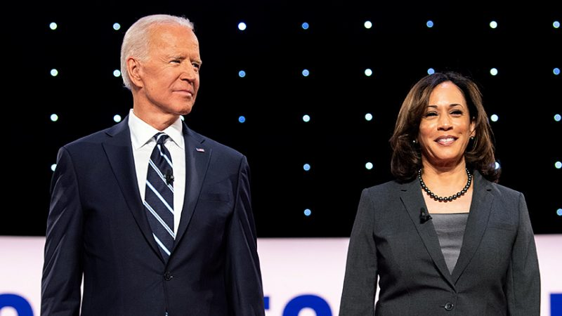 Joe Biden and Kamala Harris Set to Make History as Trump Departs Washington
