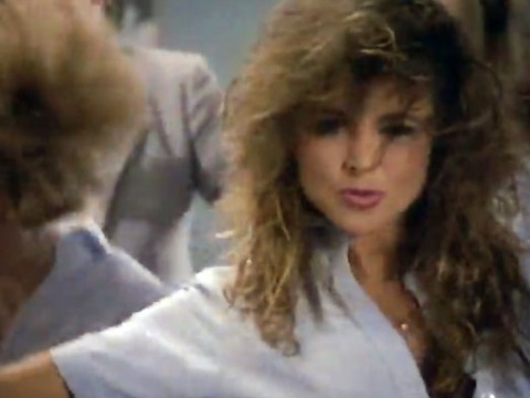 Contemptor's Late-Night Crappy '80s Hair Metal Video: Girlschool By Britny Fox