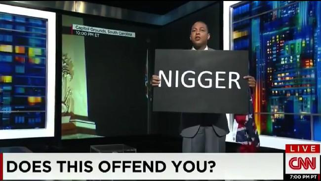 CNN's Don Lemon Does The Most Don Lemon Thing Ever