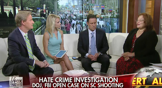 Of Course Fox News' Steve Doocy Doesn't Think Charleston Shooting Was A Hate Crime