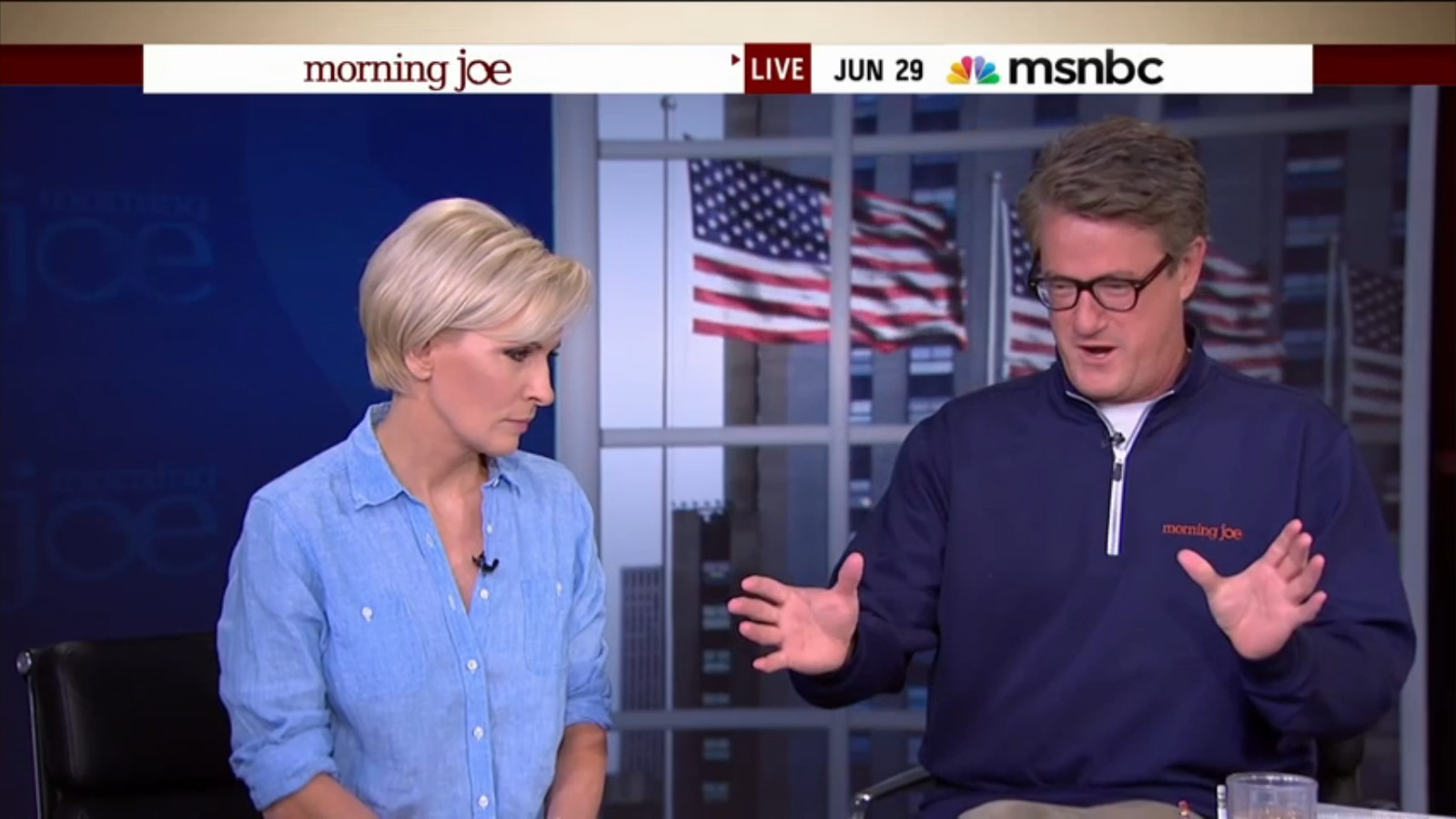 U Mad, Bro? Joe Scarborough Feels White House Shouldn't Take Credit For Same-Sex Marriage
