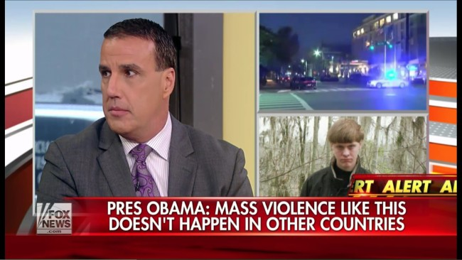 Fox News Hosts Don't Want Obama To Mention Guns In Relation To Charleston Shooting