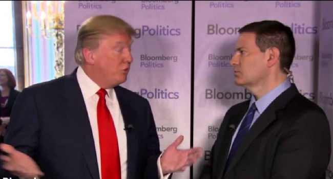 Political Hack Mark Halperin Gives Donald Trump A Solid Grade For His Announcement
