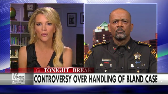 "Fox News Guest On Sandra Bland: ""If She Had Been My Daughter, I'd Have Been Embarrassed"""