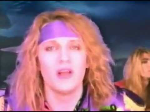 Contemptor's Late-Night Crappy '80s Hair Metal Video: Fly High Michelle By Enuff Z'Nuff